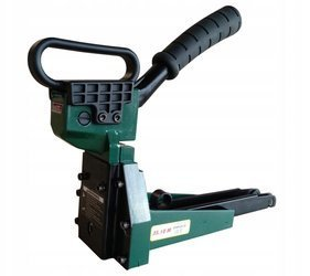 Zamykacz ręczny do kartonów  OMER 3518R na zszywkę typ 35 w długościach 15mm-18mm