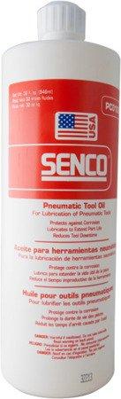 Olej SENCO do narzędzi pneumatycznych 0,95l