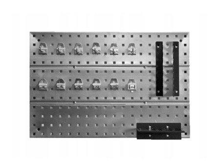 Patrol zestaw płyty warsztatowej z akcesoriami Basic